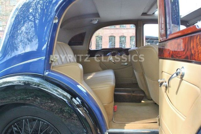 ROLLS ROYCE Andere 20 HP A. Mulliner