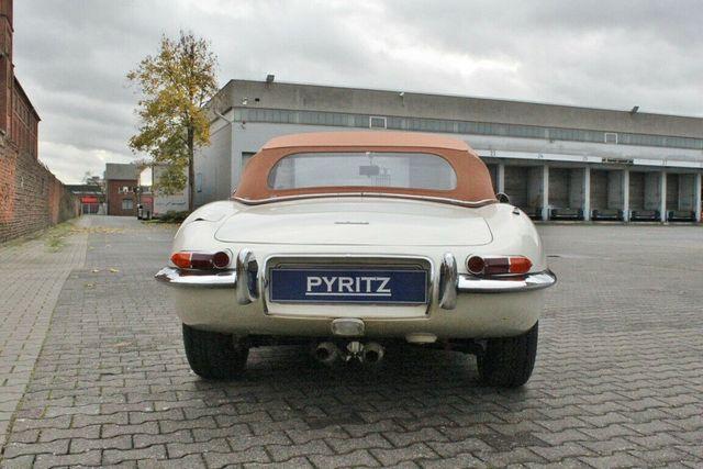 JAGUAR E-Type Serie 1 3,8 Litre