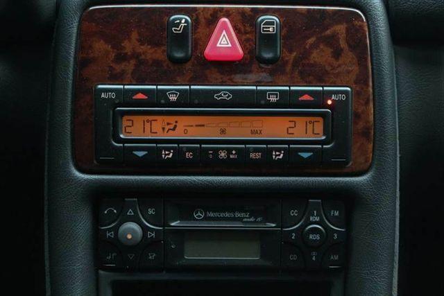 MERCEDES-BENZ CLK 230 Kompressor Klimaautom. el.GSD AHK abn