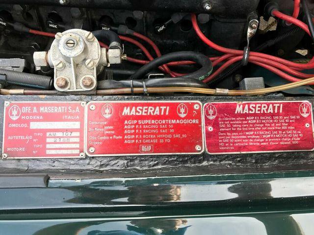 MASERATI Andere Quattroporte Serie 1  Einzel-Sahnestück- 36000km