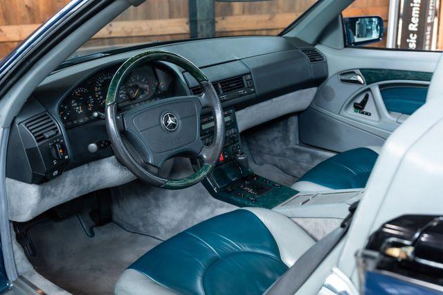 MERCEDES-BENZ SL 500 | R129 | DESIGNO EDITION | PANORAMA