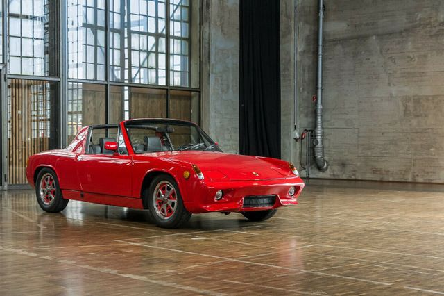 PORSCHE 914 I VW Porsche I Volks-Porsche I 2.0 Liter