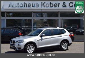 BMW X3 xDrive20iA LEDER+NAVI+SITZHEIZUNG+PDC+KOMFORT