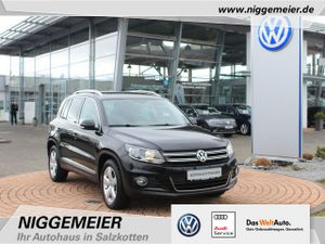 VW Tiguan Sport & Style
