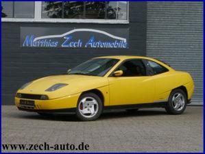 FIAT Coupe 2,0 16 V / Leder / LMF / Projektcar