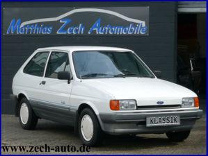 FORD Fiesta 1,6 Diesel *H-Kennzeichen* Nur 35.400 KM*