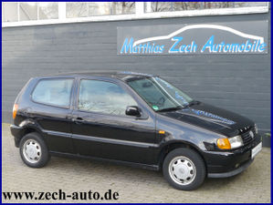 VW Polo 6 N 1,0 * EFH * Servo * Youngtimer