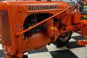 ANDERE Traktor Allis Chalmers Model C