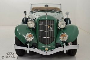 ANDERE Auburn 851 Dual-Ratio Phaeton Sedan