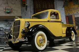 FORD Model 68 Pickup Top Zustand