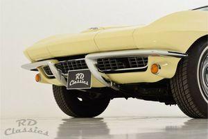 CORVETTE Corvette C2 Cabrio Inkl Deutsche Brief