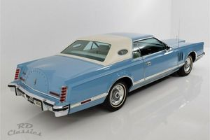 LINCOLN Continental Mark V 2D Coupe