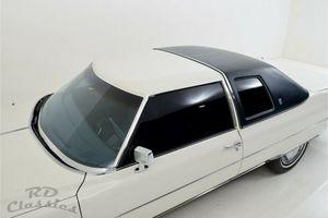 CADILLAC Deville 2D Coupe