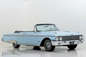 FORD Galaxy Convertible