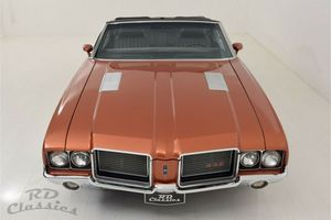 OLDSMOBILE Cutlass Convertible