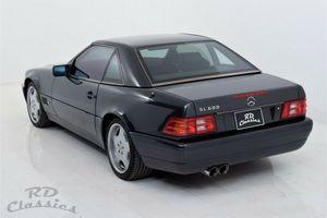 MERCEDES-BENZ 600SL Convertible