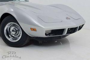 CORVETTE Corvette C3 Targa Big Block 454 CID Matching Num