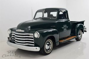 CHEVROLET 3100 5 Window Pickup Truck