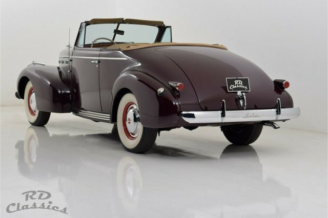 ANDERE LaSalle Series 50 Convertible