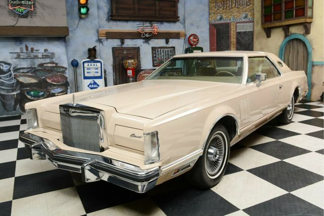 LINCOLN Continental Cartier Edition
