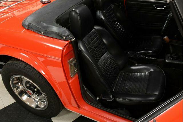TRIUMPH TR6 Cabrio