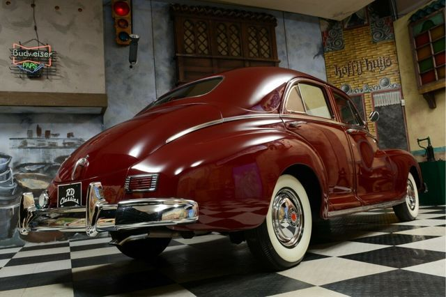 ANDERE Packard Clipper Series 2100