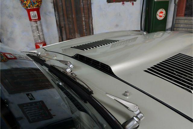 JAGUAR E-Type Series 2 Frame Off Restoration