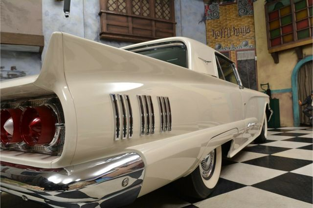 FORD Thunderbird Square Bird Coupe
