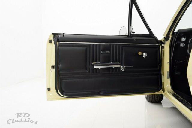 CHEVROLET Camaro Hardtop Coupe