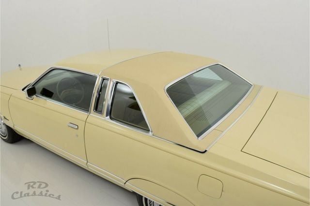 FORD LTD 2D Coupe