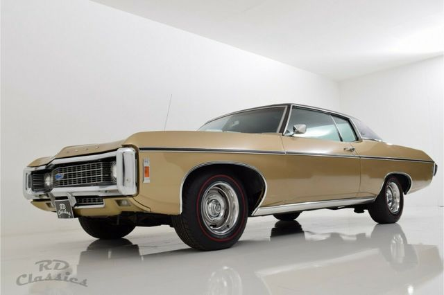 CHEVROLET Caprice 2D Hardtop Coupe 6.6 Liter Big Block