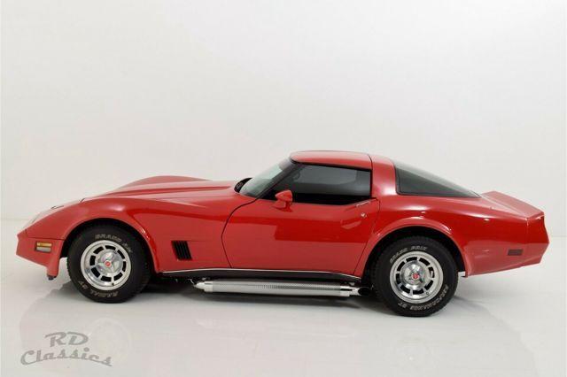 CORVETTE Corvette C3 Targa Sidepipes