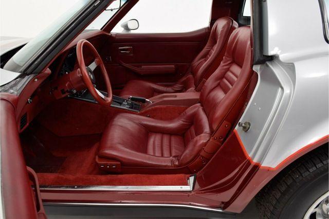 CORVETTE Corvette C3 Targa Crossfire Injection