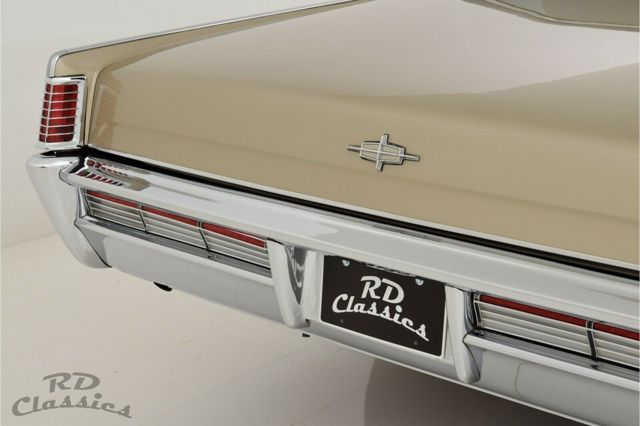 LINCOLN Continental Suicide Doors