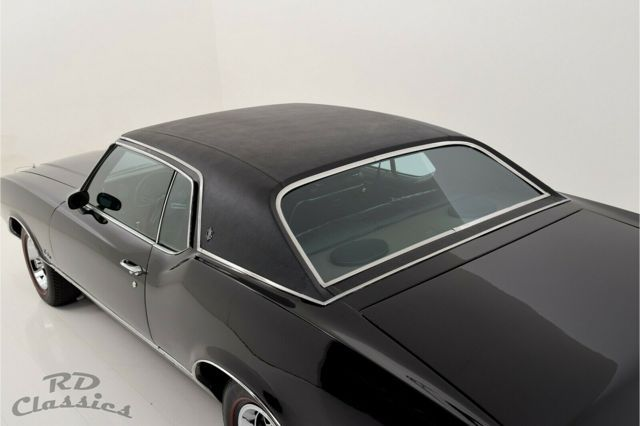 OLDSMOBILE Cutlass 2D Hardtop Coupe Triple Black!