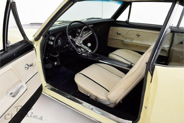 CHEVROLET Camaro 2D Hardtop Coupe
