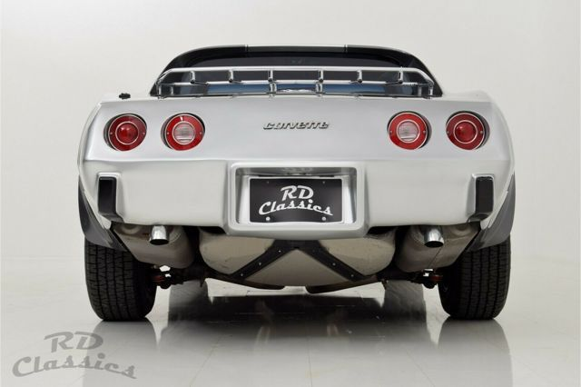 CORVETTE Corvette C3 Targa Matching Numbers