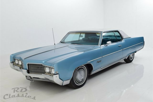 OLDSMOBILE 98 2D Hardtop Coupe
