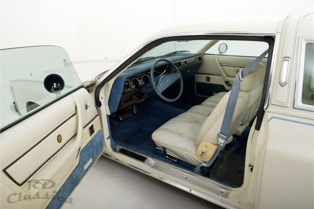 CHRYSLER Cordoba 2D Coupe