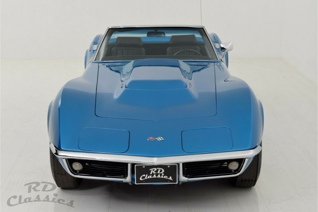 CORVETTE Corvette C3 Convertible Big Block