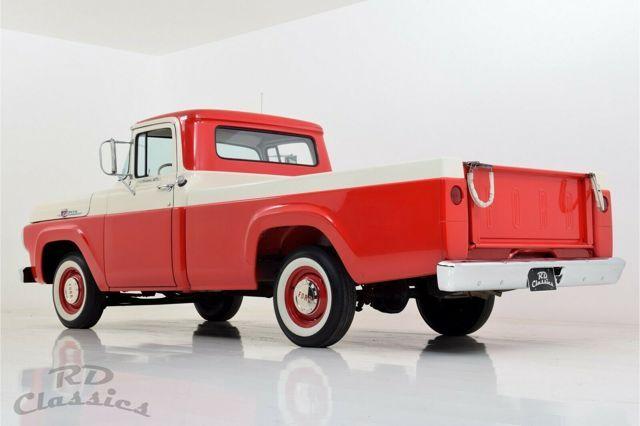 FORD F100 Pickup Truck