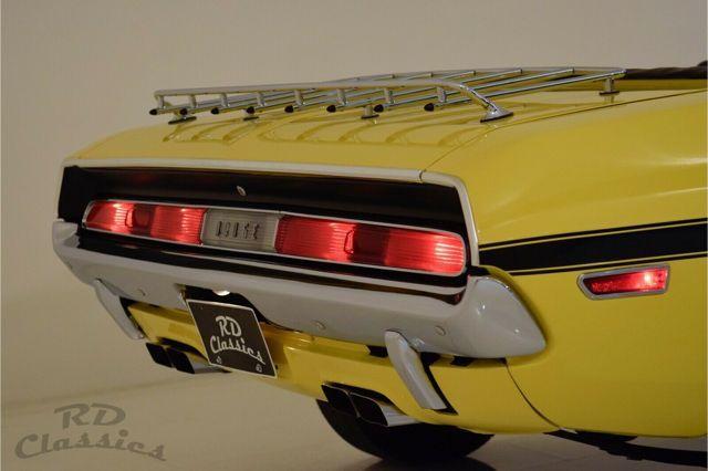 DODGE Challenger Convertible RT Optik 340 CID