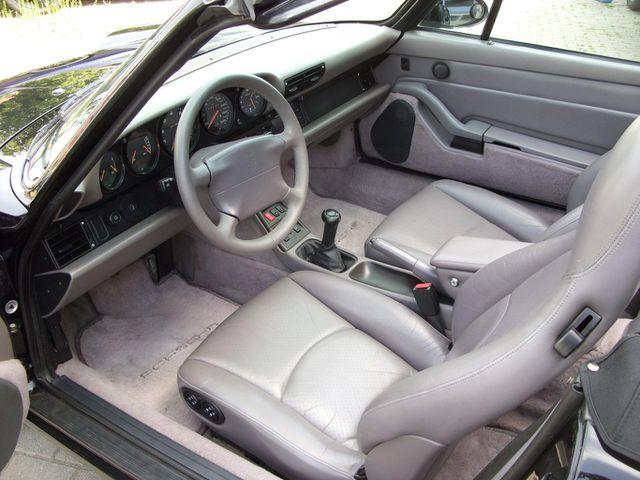 PORSCHE 993 Cabrio Carrera *Leder*Klima*18Zoll