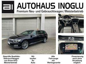 VW Passat Variant 2.0 TDI Highline R line 4Motion DSG Navi Leder ACC LED Klimaaut ALU18