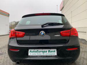 BMW 118i Automatik LED Navi Leder PDCv+h Euro6