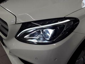 MERCEDES-BENZ C 200 d BLUETEC LED NAVI AHK PDC SHZ EURO6