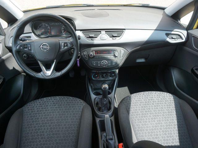 OPEL Corsa E 1.2 5Tür WinterPaket Klima Le/Shz Euro6