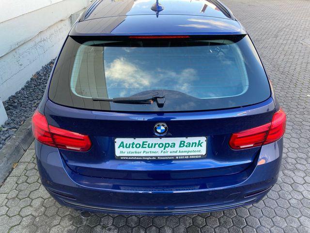 BMW 318d Touring Aut. Sport Line LED NAVI AHK PDC