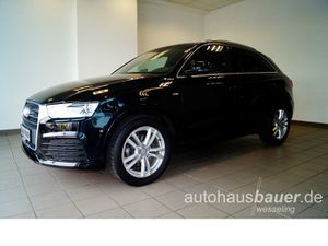 AUDI Q3 S line 2.0 TDI quattro S-tronic * Technoloy Selection, Komfort-Paket, ...