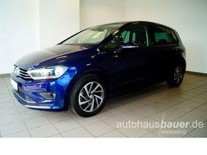 VW Golf Sportsvan VII Sound 1.4 TSI BMT DSG *Front Assist, 2-Zonen-Climatronic, AHK, ...
